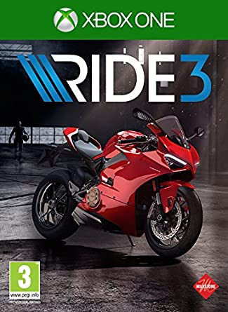 RIDE 3 - Xbox One [Importación inglesa]: Amazon.es: Videojuegos