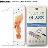 Super Strong 2.5D 8-9H Tempered Glass Film Protection Screen For Apple iPhone 5 5S