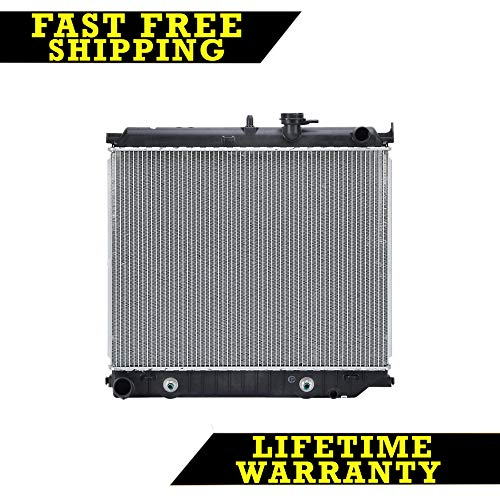 Radiator 2004-2012 For GMC Canyon Chevy Colorado 2.8L 3.5L 3.7L Great ()