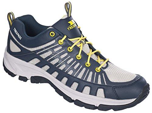Trespass - Zapatillas para hombre gris - Grey (Flint)
