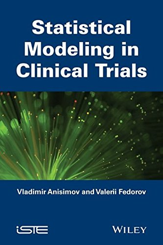 Statistical Modeling in Clinical Trials (Iste)