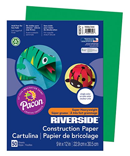 Pacon Construction Paper, 9
