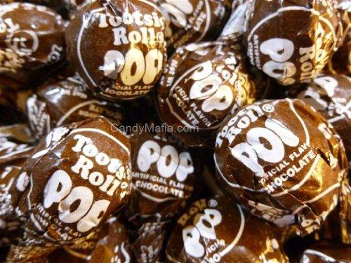 (Chocolate Tootsie Pops 30)