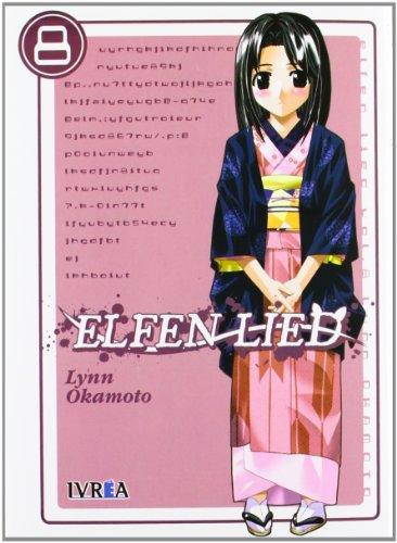 Descargar Libro Okamoto Elfen Lied 08