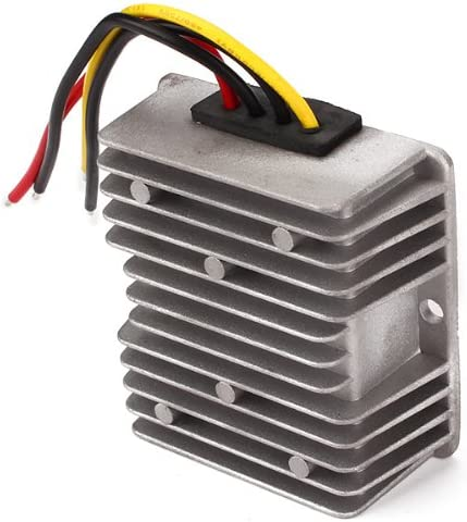 DC 12V to 19V 5A 95W Auto Supply Converter Power Inverter Step up Regulator