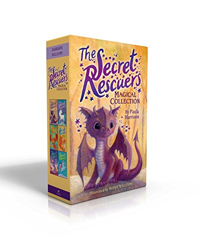 The Secret Rescuers Magical Collection: The Storm Dragon; The Sky Unicorn; The Baby Firebird; The Magic Fox; The Star Wolf; The Sea Pony