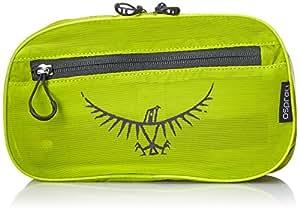 Osprey UltraLight Zip Organizer, Electric Lime, One Size