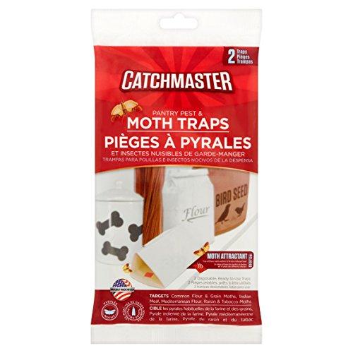 Catchmaster Value Pack! 100% Safe Home Pest Traps