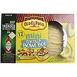 Old El Paso Mini Tortilla Bowl, 144 Gram