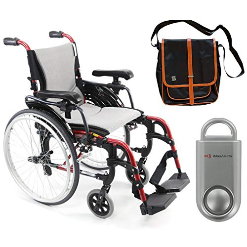 """Karman S-Ergo 305 Ultra Lightweight Ergonomic Wheelchair 