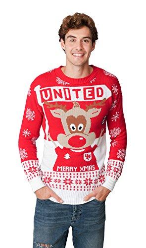 Noël Hsa Pull United Fantaisie De Ltd Unisexe trw7qr