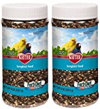 Cheap Kaytee Forti-Diet Pro Health Canary and Finch Songbird Treat, 9-oz jar (2 Pack)