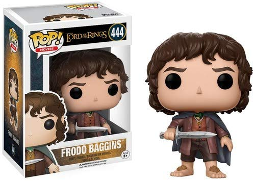 (POP! Movies: Lord Of The Rings/Hobbit - Frodo Baggins (styles may vary))