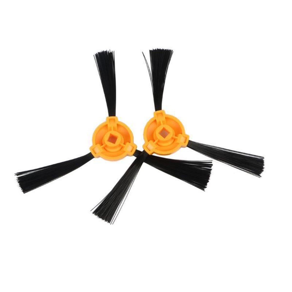 TeKeHom 2 Pares Cepillo lateral 5 * Hepa 5 * Mopa 10 * Pasta m/ágica para Conga Excelencia 5 * Esponja