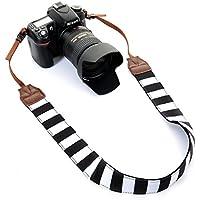 Premium DSLR Camera Neck Strap by Morxy – Modern, Comfortable & Secure Lanyard Design, Universal Fit