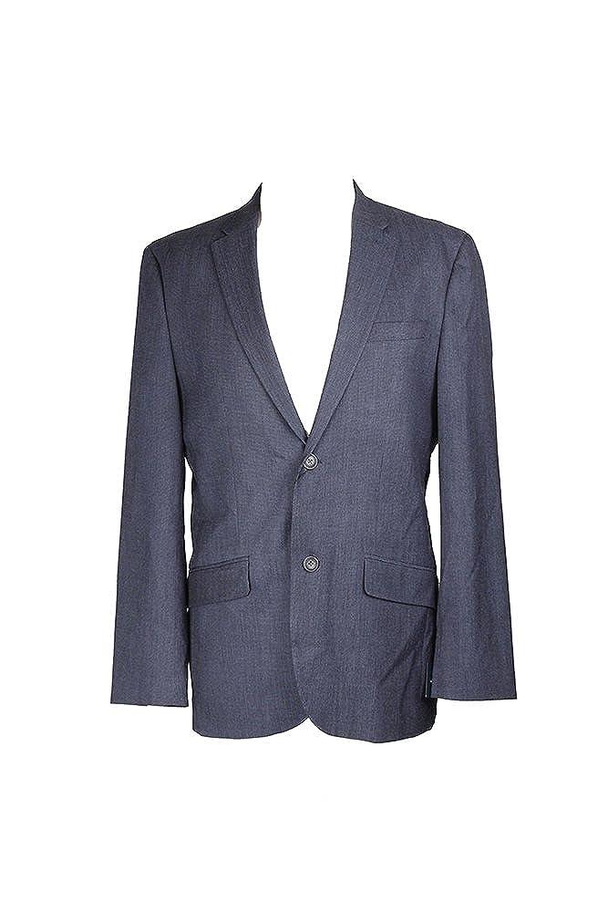 Perryellis Perry Ellis Navy Classic-Fit Performance Jacket R