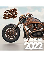 Harley-Davidson Calendar 2022: Harley-Davidson Official Monthly Planner, Square Calendar with 12 Exclusive Harley-Davidson Photos from January to December