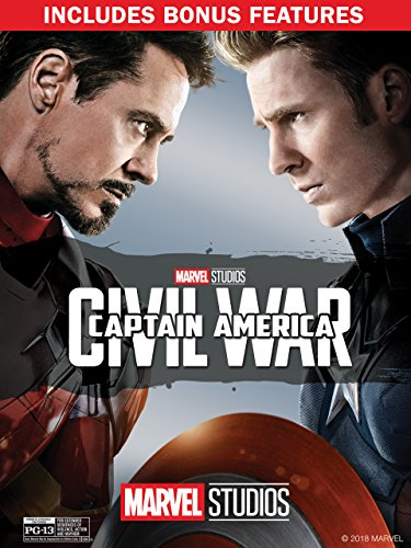 (Captain America: Civil War (Plus Bonus Features))