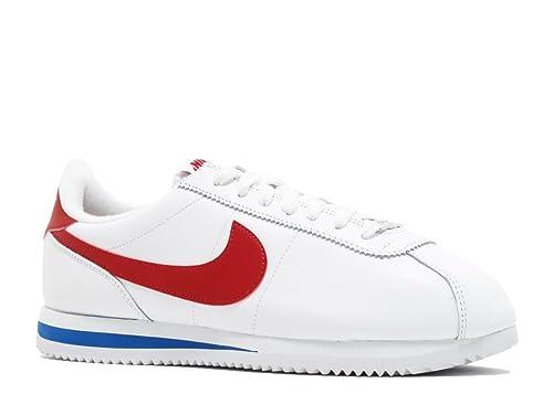 Nike Cortez Basic Leather OG 'Forrest Gump' - 882254-164 ...
