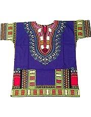 New Definition Men And Women Unisex African Dashiki Cotton Shirt