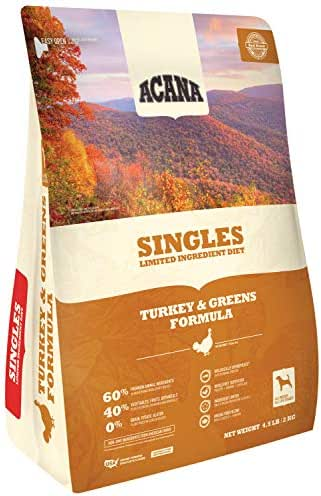 Dog Food: Acana Singles Formula