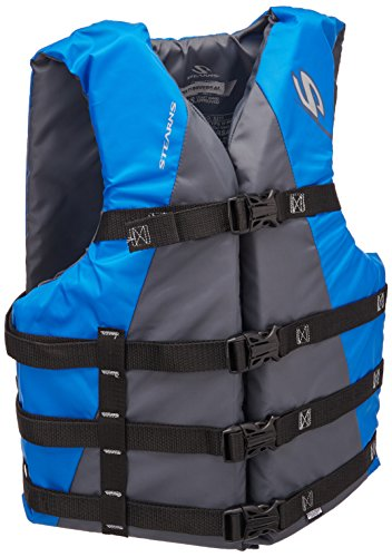 (Stearns Adult Watersport Classic Series Life Vest, Blue)