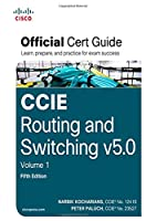 CCIE Routing and Switching v5.0 Official Cert Guide, Volume 1 (5th Edition) Front Cover