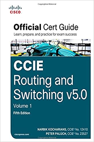 Amazon | CCIE Routing and Switching v5.0 Official Cert Guide, Volume ...