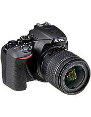 Nikon D3500 Digital SLR Camera Black