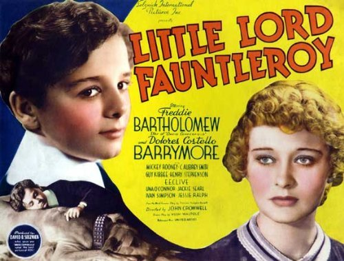 Little Lord Fauntleroy POSTER Movie (27 x 40 Inches - 69cm x 102cm) -