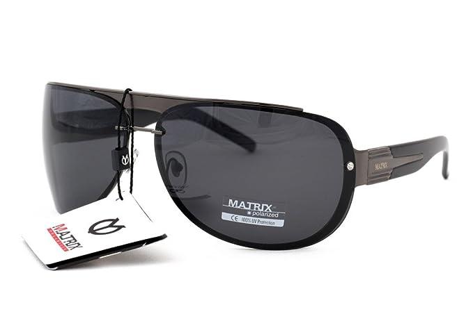 Matrix Gafas de sol - para hombre Negro negro Talla única ...