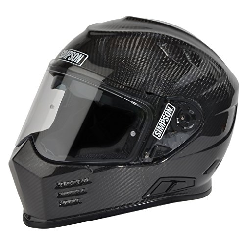 Simpson GBDSC Ghost Bandit Shield (Dot Small Carbon)