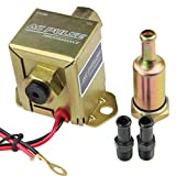 03 gmc sonoma fuel pump - 12V Universal Electric Fuel Pump Metal Solid 4-7 PSI Gas&Diesel For Ford