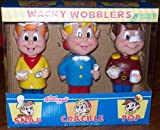 Wacky Wobblers~ Kellogg's Snap, Crackle, Pop