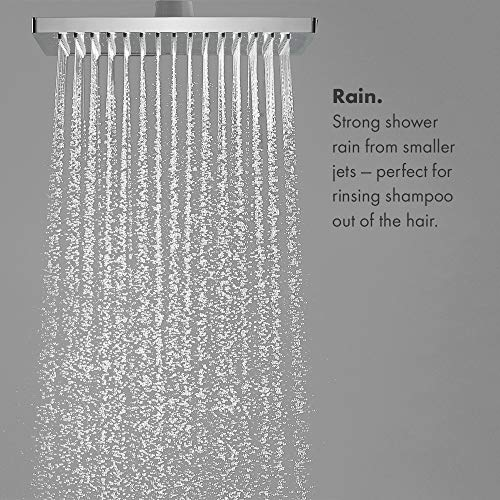 hansgrohe 26727821 Crometta Showerhead, Brushed Nickel