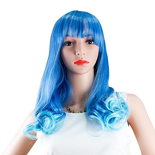 WELLKAGE Womens Wave cosplay party product image