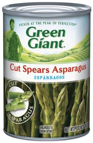 Cut Asparagus (Green Giant Cut Asparagus Spears, 10.5-Ounce (Pack of)