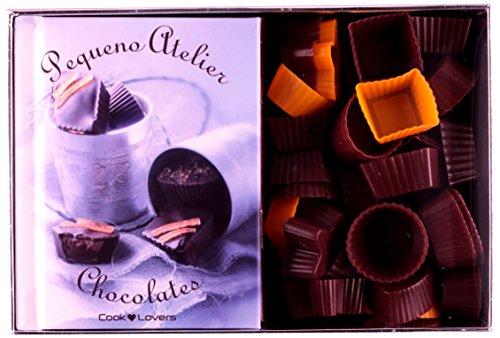 Pequeno Kit Atelier de Chocolate - Coleção Cooklovers Especial