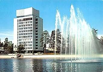 Tapiola Garden City Suomi Finland, Suomi Postcard at Amazon's Entertainment Collectibles Store