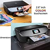 HP Wireless All-in-One Printer Envy 7120 Inkjet