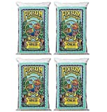 (4) FoxFarm FX14000 Ocean Forest Garden Potting Soil Bags 6.3-6.8 pH | 6 Cu Ft