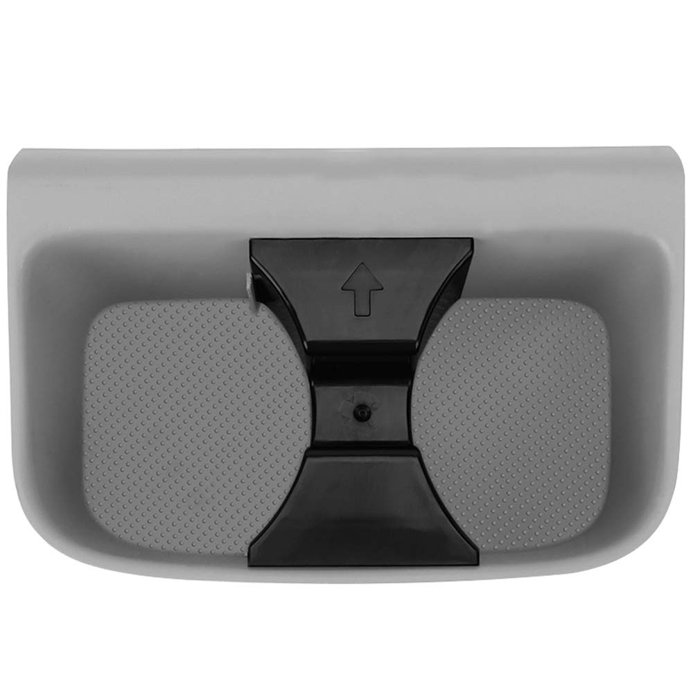 Cup Holder Insert Divider for Toyota Tacoma 2005 2006 2007 2008 2009 2010 Center Console Drink Holder Insert Issyzone