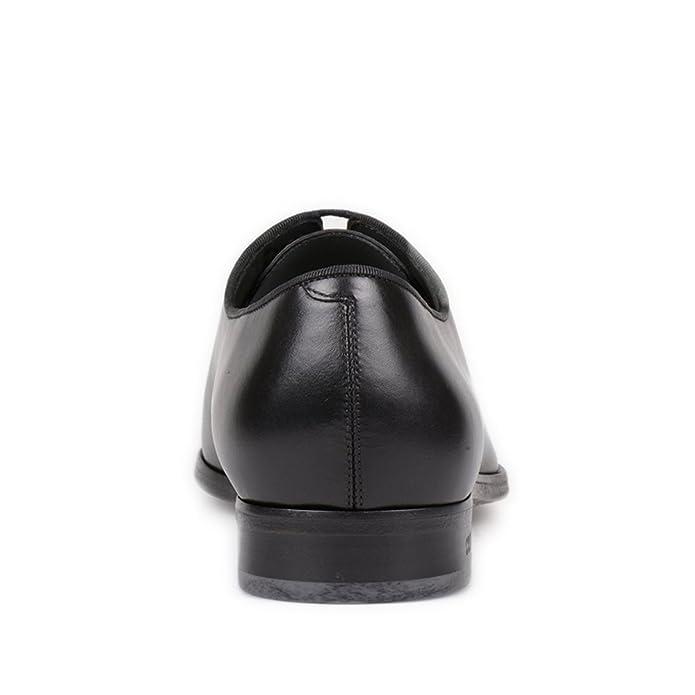 CR7 Cristiano Ronaldo, Modelo Tango, Zapato de Cuero, Corte Unico para hombr: Amazon.es: Zapatos y complementos