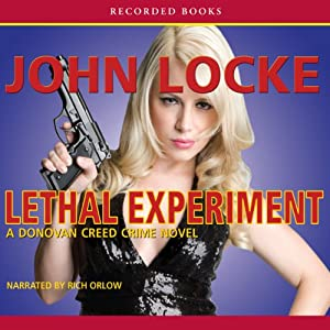 Lethal Experiment Audiobook