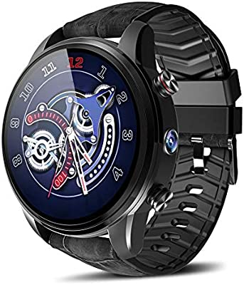 Grww ofd Smart Watch, Android 7.1 GPS Smartwatch Hombres LTE 4G ...