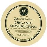 Best Organic Shave Creams - Taylor of Old Bond Street Organic Shaving Cream Review