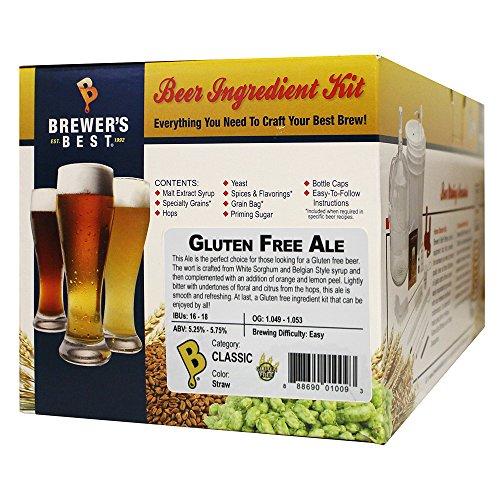(Home Brew Ohio Brewer's Best Gluten Free Ale Beer Ingredient)