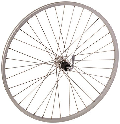 Sta-Tru Silver Shimano Rm60 8-9-10 Speed Cassette Hub Rear Wheel (Single Speed Rear)