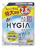 トップ ハイジア 洗濯洗剤 液体 詰替用 特大 1,020g -