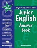 Junior English Book 3 Answer Book